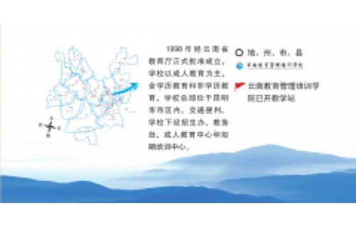 云南教育管理培训学院各点教学站